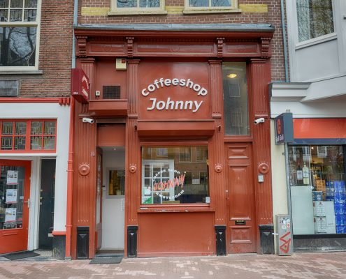 Coffeeshop Johnny Amsterdam